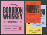 Whiskey Merch Concept