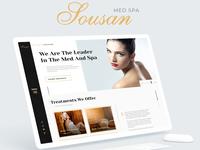 Med Spa Website Design