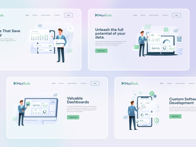 MaxTools || Managing debt illustrations management plan invoice report market balance currency banking accounting cash credit financial payment investment finance debt ux uiux ui illustration