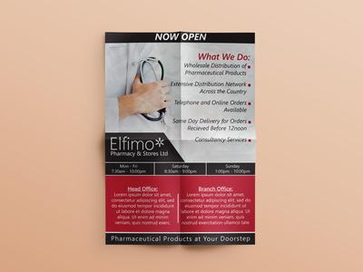 Flyer Design for Elfimo