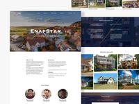 enapstar groups landing page