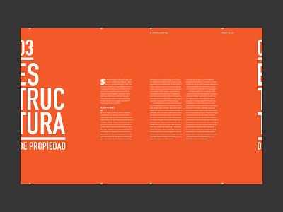 Annual Report annual report indesign annualreport typography editorial design