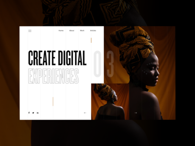Create Digital Experiences