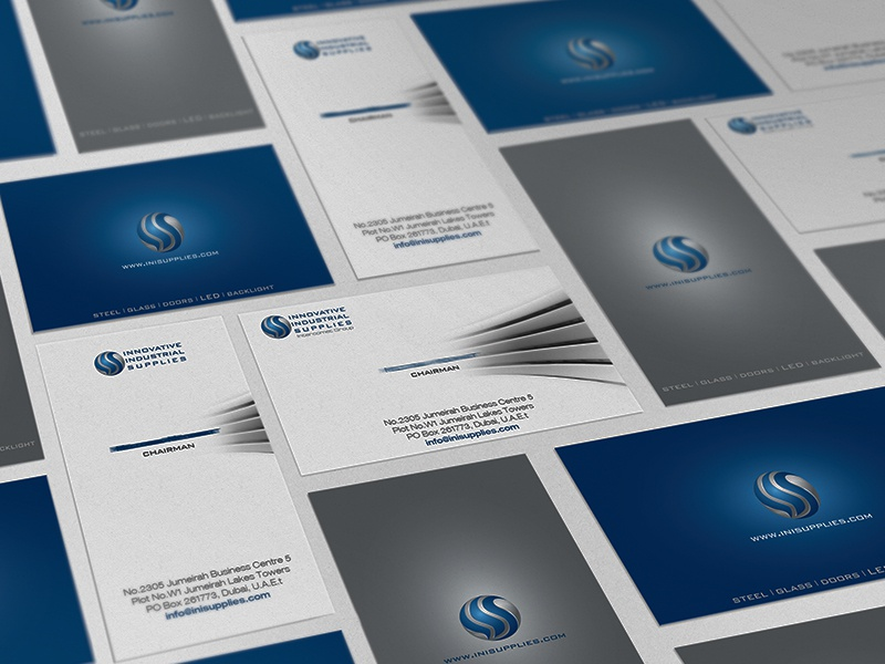 IIS Business Card - 2011 by ILLUSTRED - Dribbble