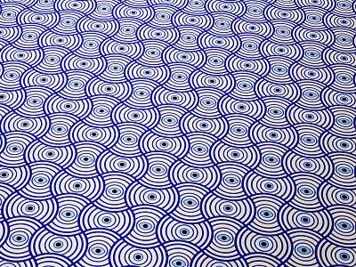 Blue Evil Eye evil background texture vector eye blue line pattern