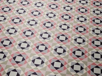 Squares and Diamond Stripes Geometry