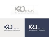KRD Inox Logo Design, Brand Identity