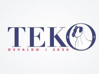 Teko s Campaing - Dribbble Warm-Up #2