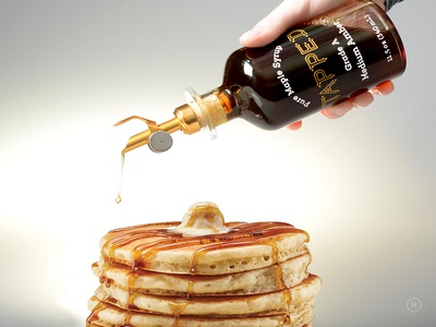 Tapped Syrup brand - 2014