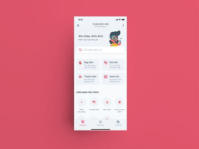 Payment app ui design app
