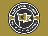 Badge 01 vector icon badge branding design vintage typography logo illustration brand