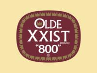 Olde XXIST Brand Malt