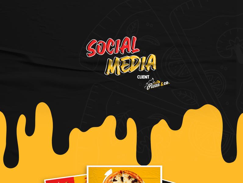 Pizza Shop | Social Media Designs