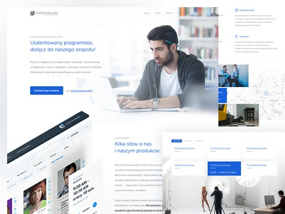 recruitment landing page careers flat recruitment hr landing page