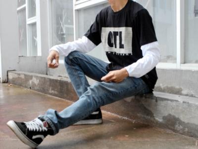 OTL t-shirt design creative illustrator t-shirt apparel design