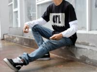 OTL t-shirt design