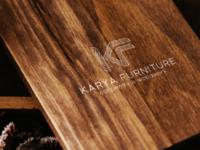 Logo for carpentry business