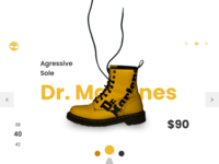 Product page - Dr Martens