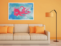 Sea Creatures: Octopus / Frame
