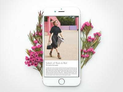Carmen Steffens leather bag model flowers reel fashion shoes steffens carmen
