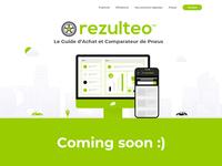 New Rezulteo Design