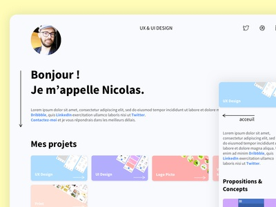My Personal Website (soon)