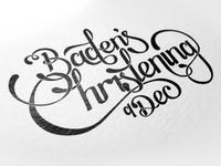 Christening Invites