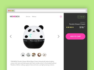 Ecommerce Product Page Experiment