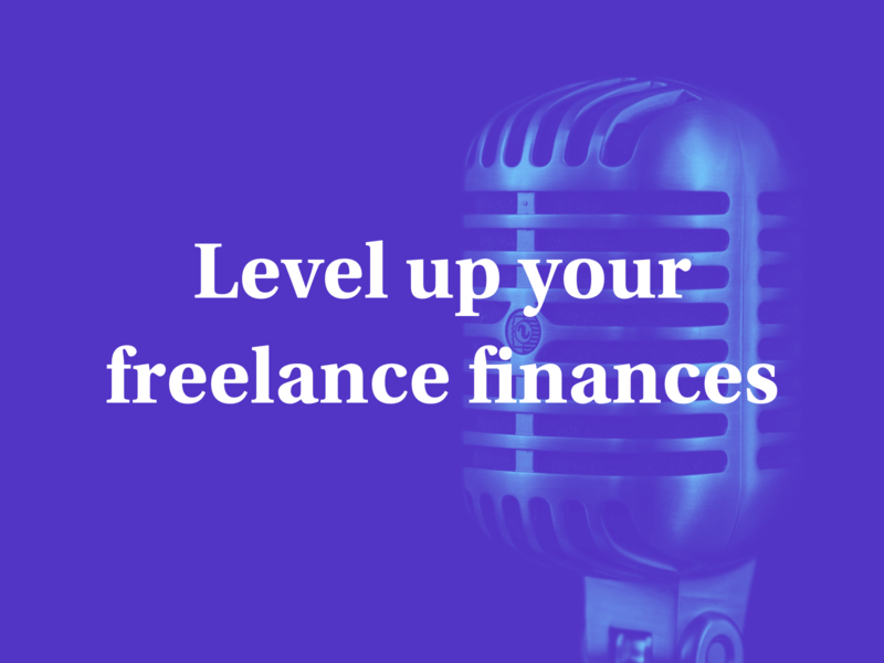 Level up your freelance finances finance savings taxes san francisco meetup freelance designer freelance design freelance business freelance