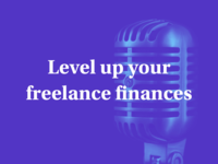 Hyke freelance finance event background teaser