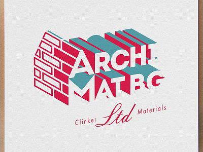 ArchiMatBG archimatbg archimat designworks colorlogo branding vector vectorgraphics brand typography logodesign inspiration logo graphicdesign brainyworksgraphics