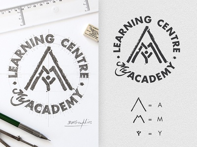 MyAcademy Design Logo
