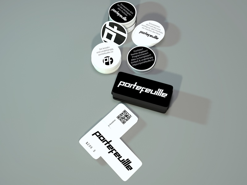 Sticker Mockup by Chris Mertinat on Dribbble