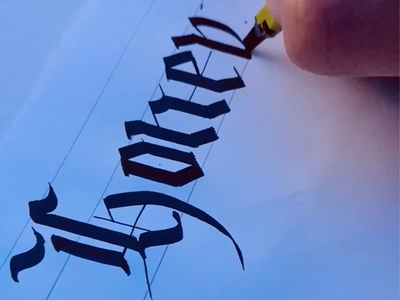 🍯🍯🍯🍯🍯🍯🍯 gothic font gothic black letter blackletters blackletter calligraphy