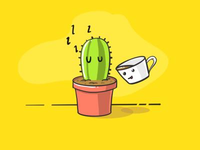 coffeezzz ipadpro procreate illustrator illustration design