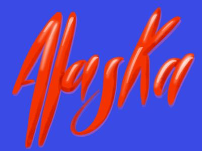 Alaska procreate ipadpro ui illustrator design illustration