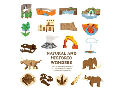 Natural and Historic Wonders