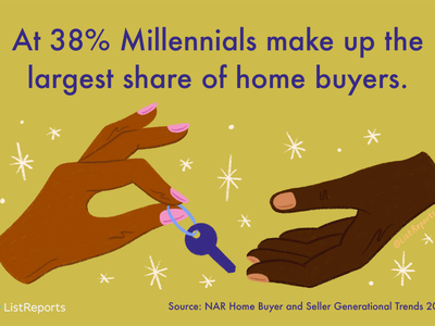 Millennials illustration home house home page home buyer real estate handset keys hands millennials