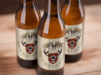 Moose drool bottle