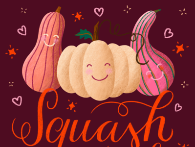 Squash Gourds