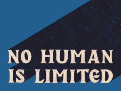 No Human is Limited
