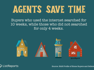 Agents Save Time
