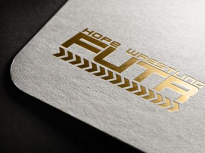 Hope FUTR Logo graphic design design brand logo