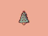 Xmas treee | Illustrator