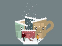Winter | Illustration