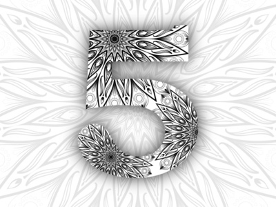 5 - 36 Days of Type