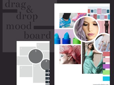 Mood Board Fashion Chic