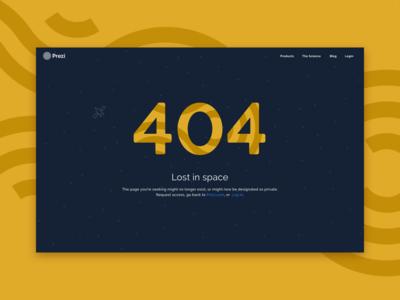 Prezi 404