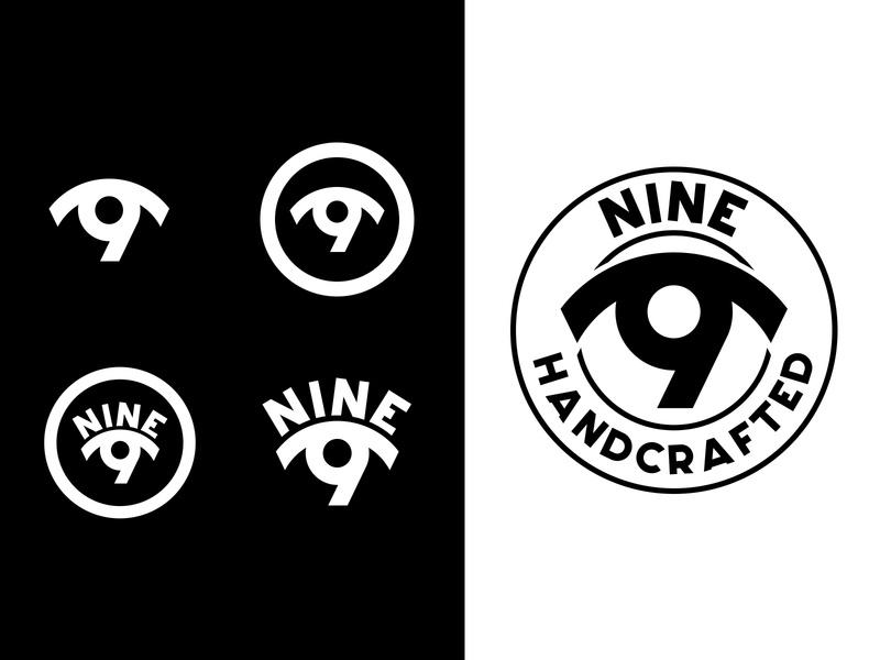 Concept of the Nine logo