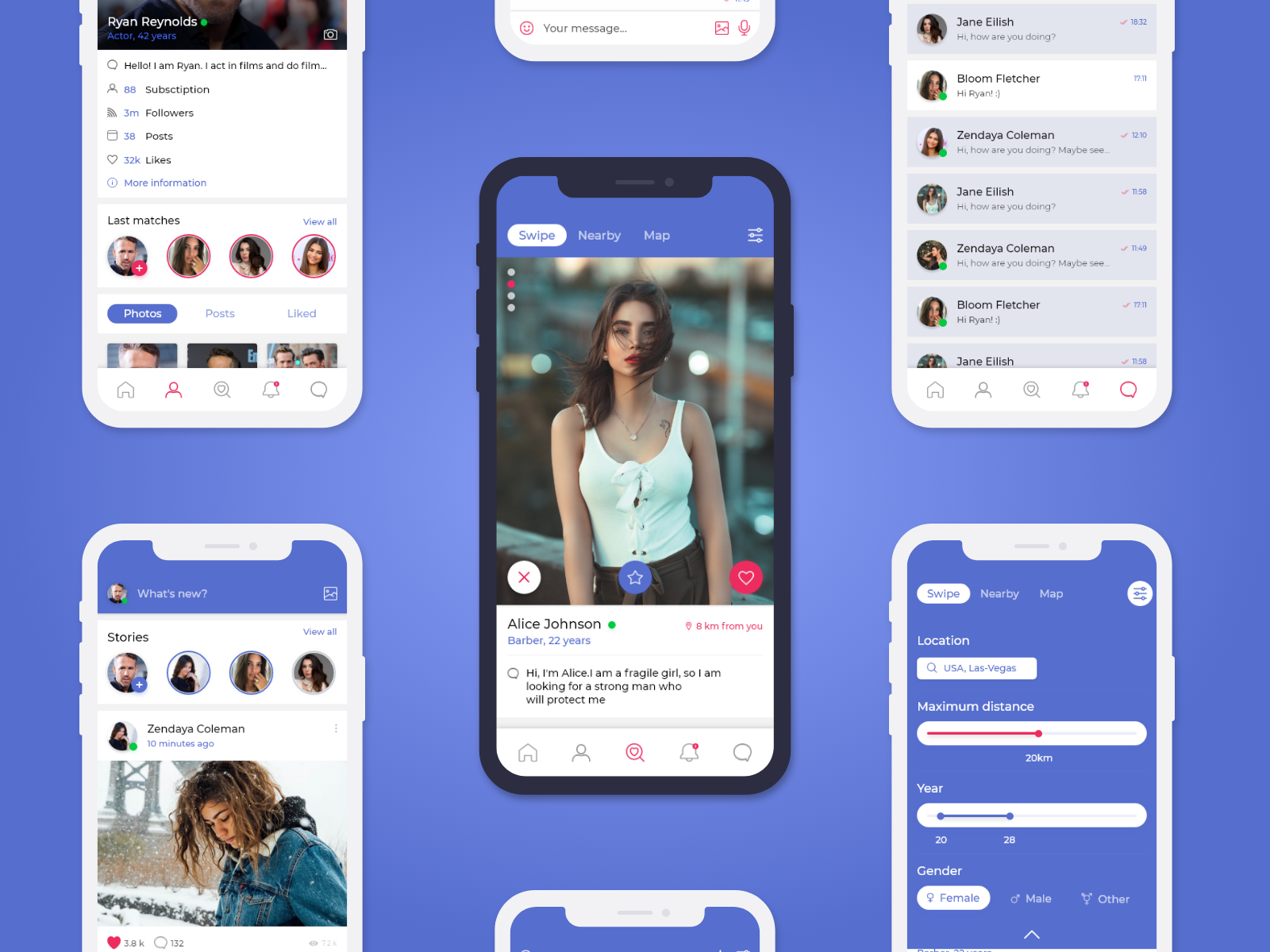 dating app for facebook